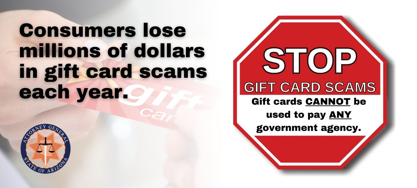 Gift Card Scam Slider