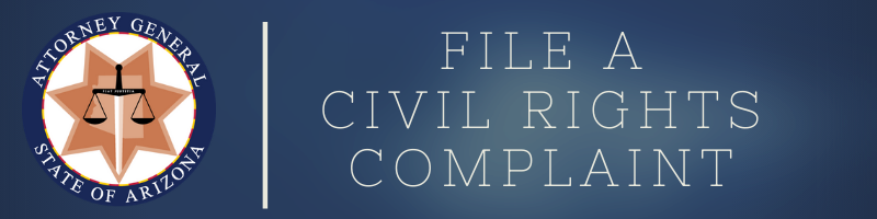File a Civil Rights Complaint