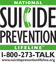 National Suicide Prevention Logo