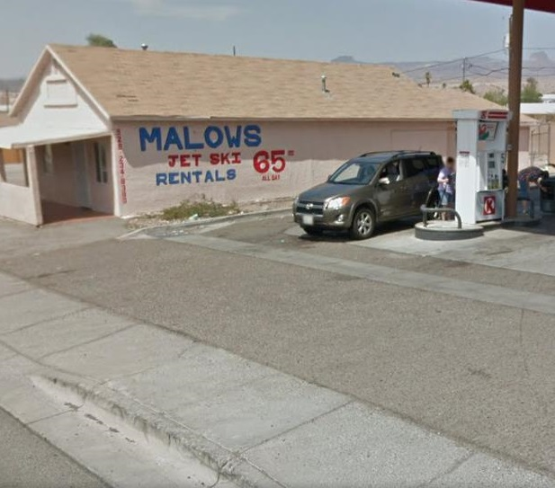 Photo of Malows Ski Rental next to gas station